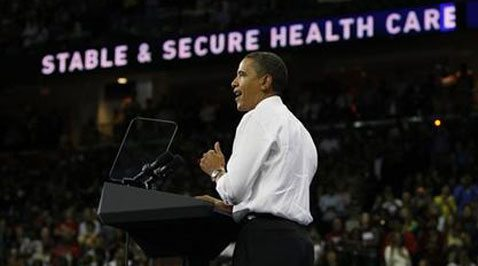 Obama: Health insurance mandate no tax increase
