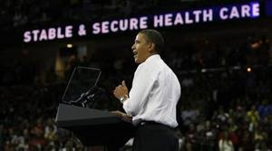 Obama: Health insurance mandate no tax increase