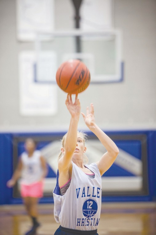 VCHS Girls Basketball