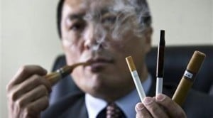 Chinese e-cigs gain ground amid safety concerns