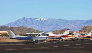Chandler aims to reduce airport noise