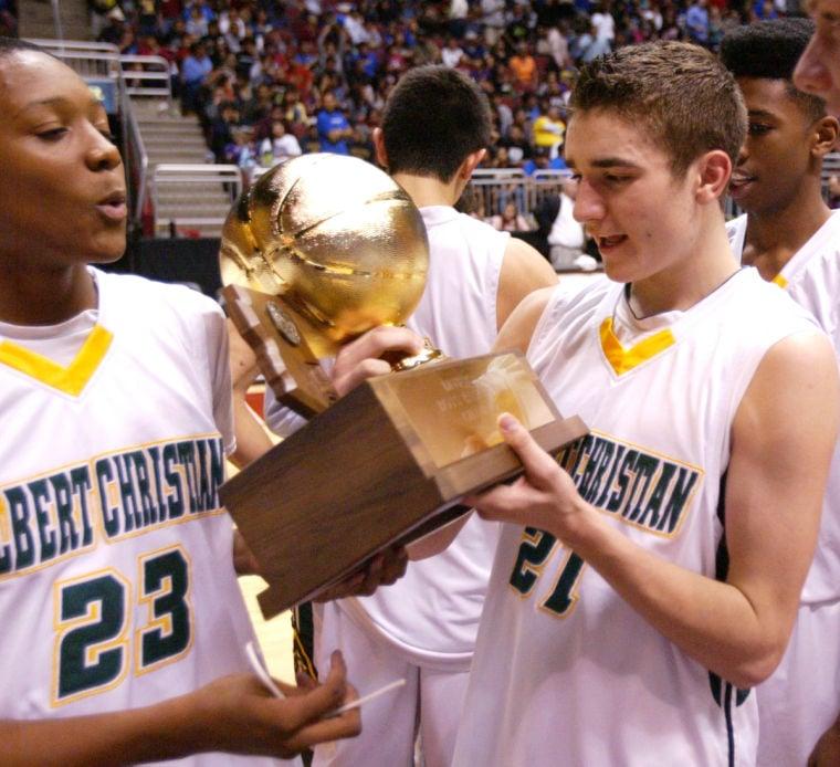 Division III Boys Basketball Final