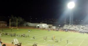 Chandler vs. Gilbert football