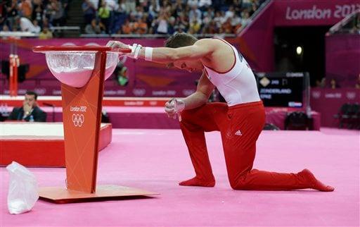 London Olympics Artistic Gymnastics Men