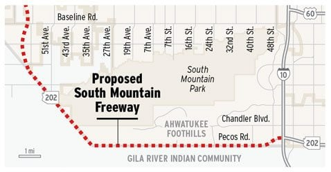 Loop 202 planning resumes after recess 
