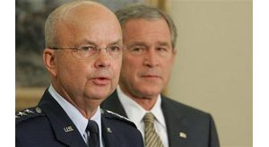 Bush turns to Gen. Hayden to lead CIA