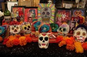 Dia de los Muertos celebrates life