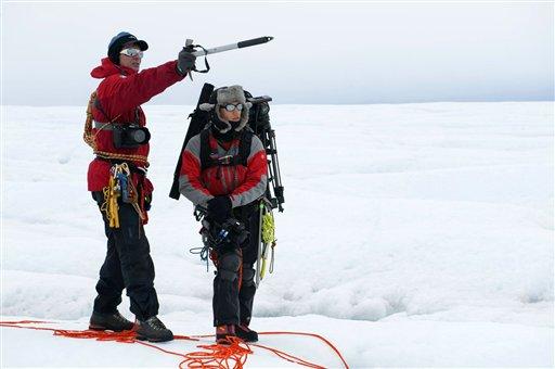 Film Q A Chasing Ice