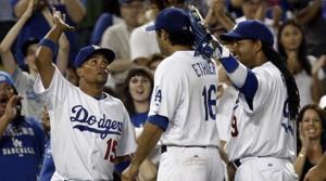 Dodgers beat D-Backs on bases-loaded walk