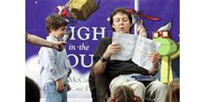 Paul McCartney publishes children's book