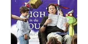 Paul McCartney publishes children's book