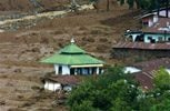 Dozens feared dead in Indonesia landslide