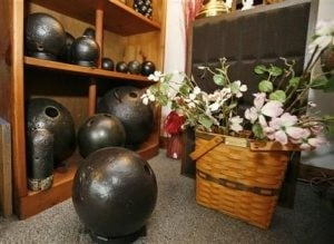 Civil War cannonball kills Virginia relic collector