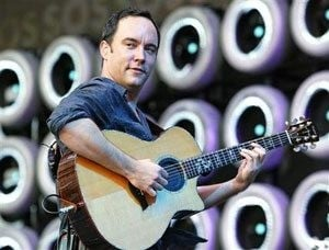 Dave Matthews to play for Army football