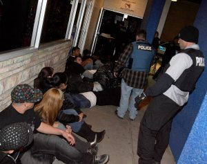 East Valley party crews spawn gang violence