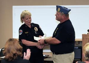 Chandler Police Chief Sherry Kiyler