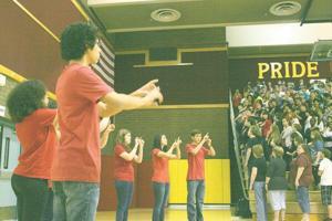 MP sign language club