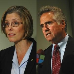 School superintendent candidates