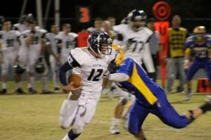 Scottsdale Prep at Tempe Prep 11/1/2013