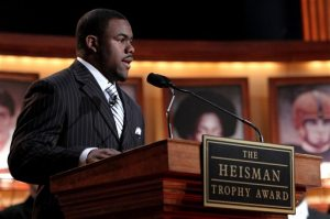 Ingram delivers Alabama its first Heisman