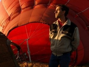 Growth puts slow leak in hot-air balloons 