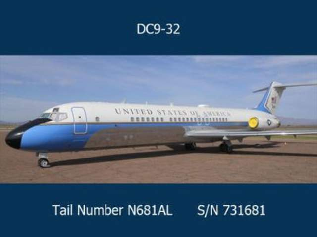 Former Air Force Two