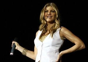 Fergie closes Tempe Music Fest with a bang