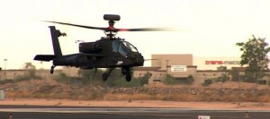 Army takes latest Apache helicopter for a spin
