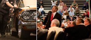 37th Annual Barrett-Jackson Collector Car Auction Slideshow