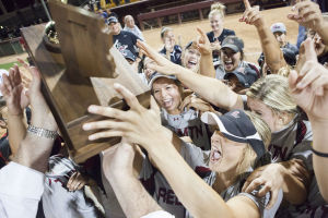 Photos: D-I Softball Championship