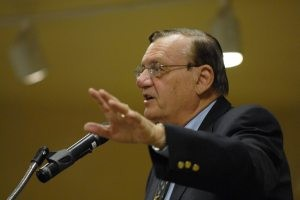 Judge rejects challenge to Arpaio's mail policy