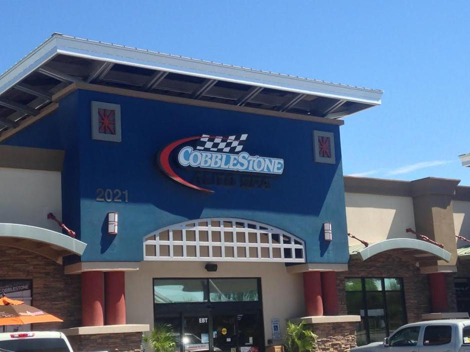 Cobblestone Car Wash : Best of chandler shopping and services east valley