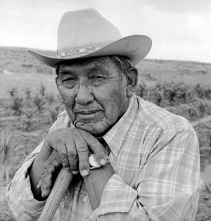 Code Talker Paul Edward Tso Se (Navajo)