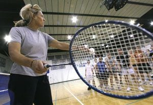 Every year's a rebuilding year in badminton