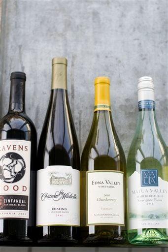 Food-Supermarket Summer Wines