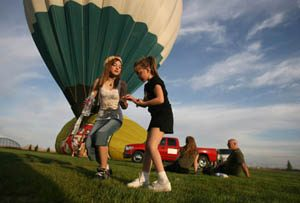 In focus: Ballooning is about putting hot air to good use
