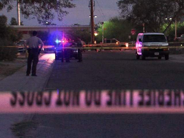 Toddler dies after being run over by SUV in Guadalupe