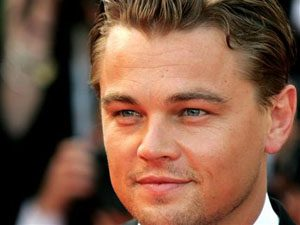 DiCaprio follows Gore on climate change