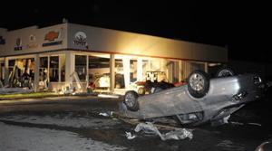 Severe storms kill 1 in northern Missouri