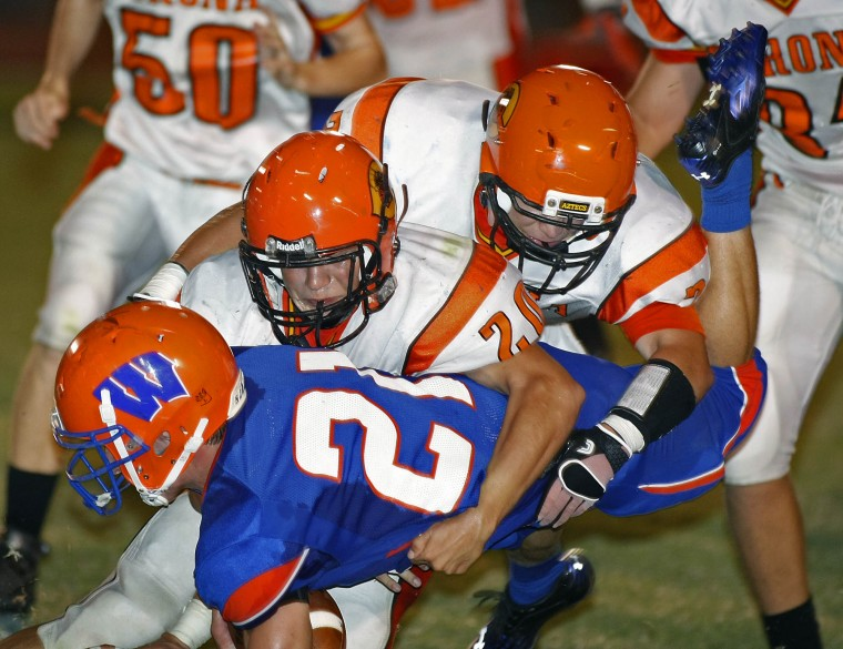 Westwood vs Corona del Sol Football