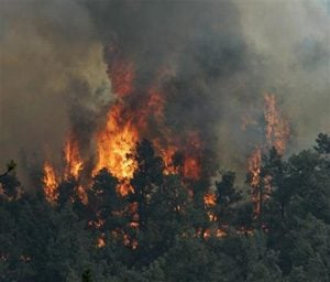 Southern California firelines: Outlook improves