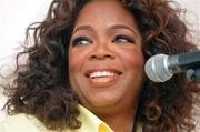 Oprah Winfrey hosts Olympians in Chicago