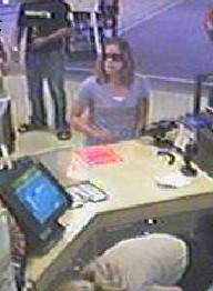 Safeway robbery suspect