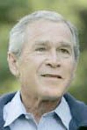 Bush: Iraq withdrawal would weaken U.S. 