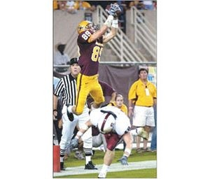 Walter leads Sun Devils past Stanford, 34-31