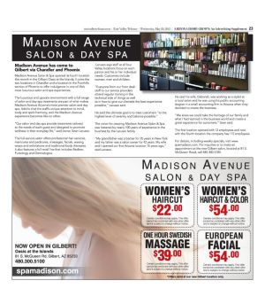 Madison Avenue Salon & Day Spa