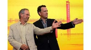 Venice film festival opens with Spielberg
