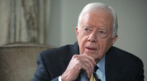 Jimmy Carter to sign book Friday in Tempe