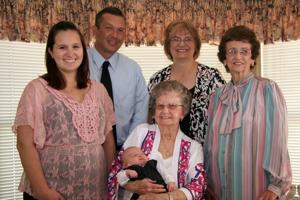 6 living generations
