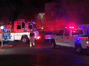 Mesa Apartment Fire
